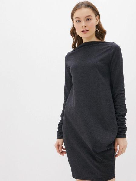 Платье прямое серое Numinou