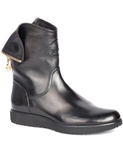 Черные ботинки Loriblu