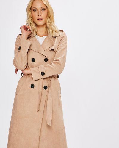 Утепленная куртка прямая с поясом Answear