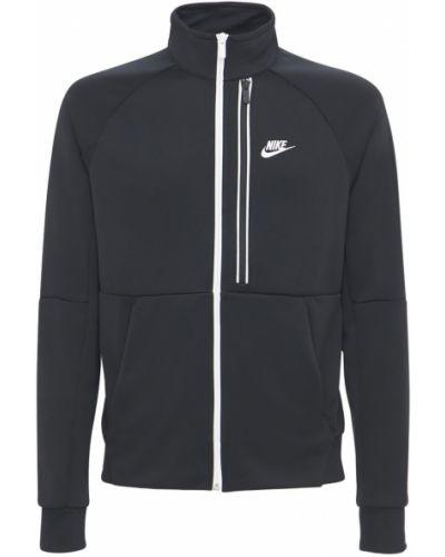 Куртка - черная Nike