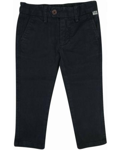 Czarne spodnie Il Gufo