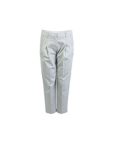 Летние брюки серые Eleventy
