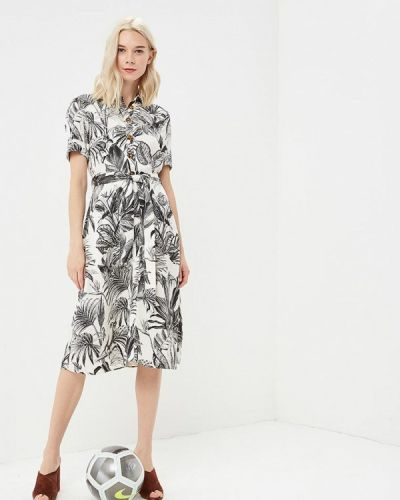Платье платье-рубашка весеннее Warehouse