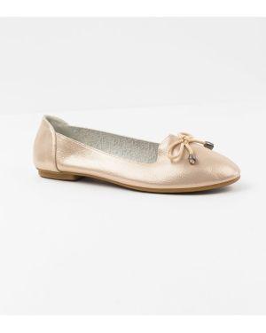 Бежевые туфли Meitesi