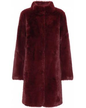 Пальто плюшевое двустороннее Velvet