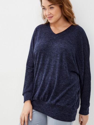 Пуловер - синий Svesta