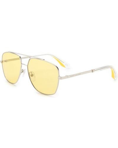 Желтые солнцезащитные очки Marc Jacobs