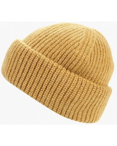 Бежевая шапка осенняя Freespirit