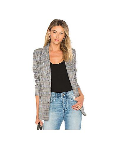Пиджак серый на пуговицах Majorelle
