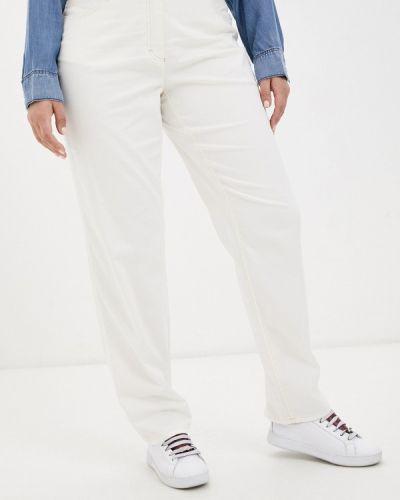Белые джинсы-скинни узкого кроя Samoon By Gerry Weber