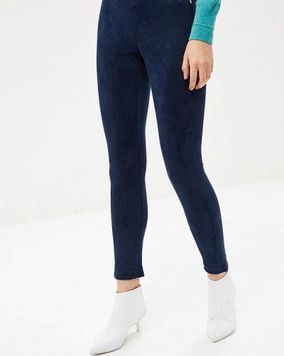 Синие брюки повседневные Love Republic