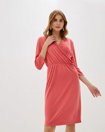 Коралловое платье Iwie