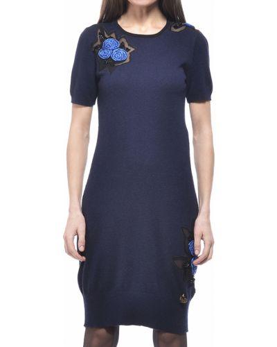 Платье осеннее из ангоры Love Moschino