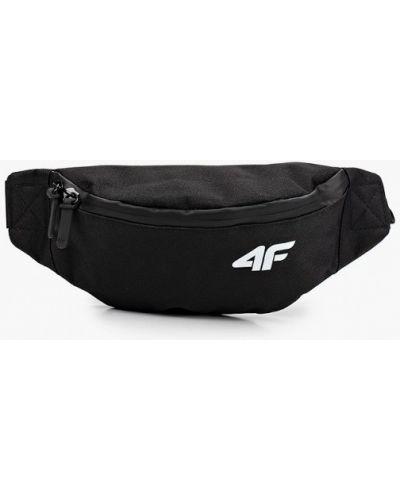 Черная поясная сумка 4f