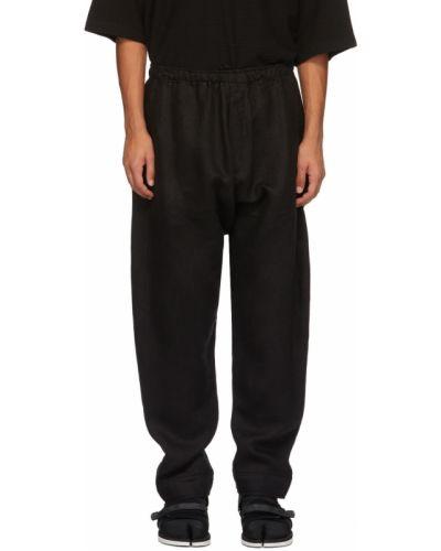 Czarne spodnie Jan-jan Van Essche