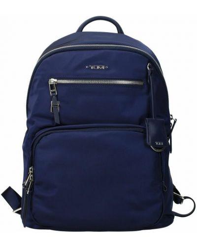 Niebieski plecak Tumi