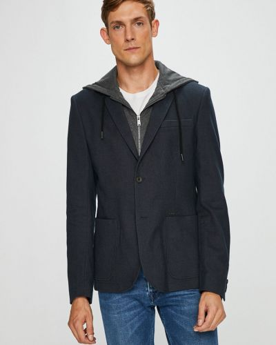 Dżinsowa garnitur długo z kapturem Guess Jeans