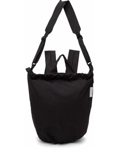 Czarny plecak Cote And Ciel