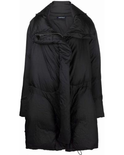 Куртка оверсайз - черная Rundholz