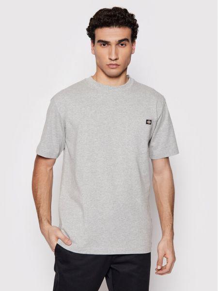T-shirt - szara Dickies