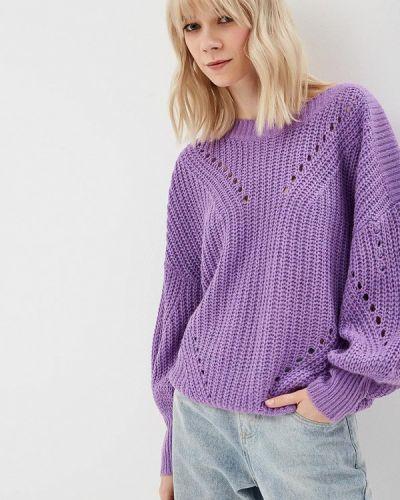 Джемпер фиолетовый весенний Vila
