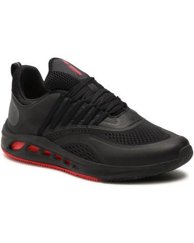 Sneakersy - czarne 4f
