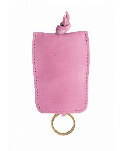 Брелок розовый Incarne