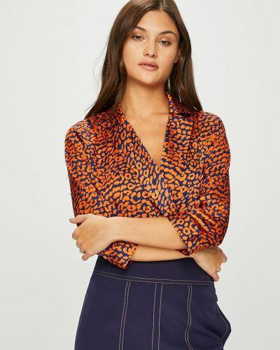 Блузка боди с запахом Answear
