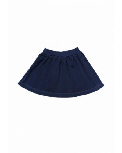 Синяя юбка модный карапуз