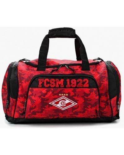 Красная спортивная сумка Atributika & Club™