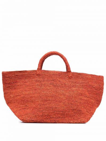 Pomarańczowa torebka Ibeliv