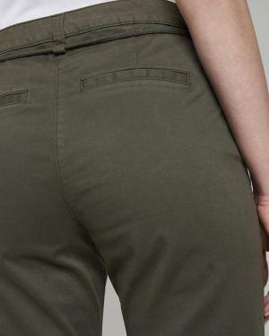 Зеленые шорты Tom Tailor