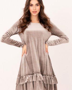 Платье осеннее прямое Magnet
