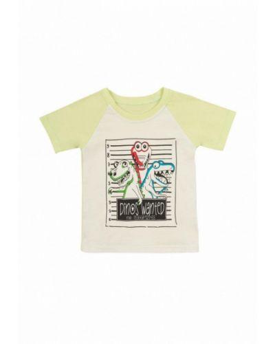 Зеленая футболка вітуся