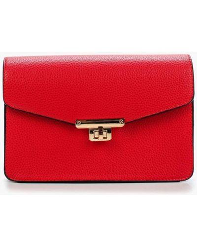 Красная сумка Zarina