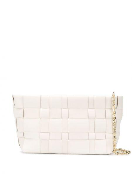 Skórzana torebka biały 3.1 Phillip Lim