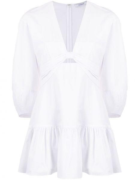 Платье мини с декольте на молнии Derek Lam 10 Crosby