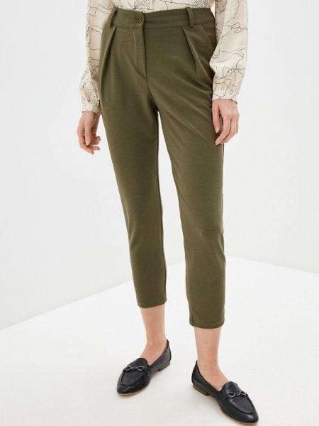 Классические брюки хаки с карманами Perfect J