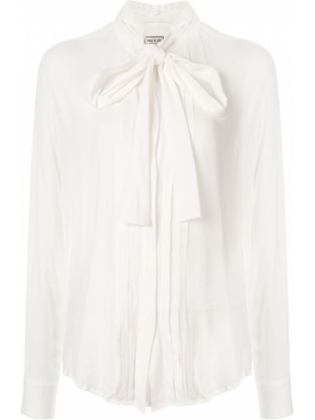 Рубашка с воротником с манжетами Paul & Joe