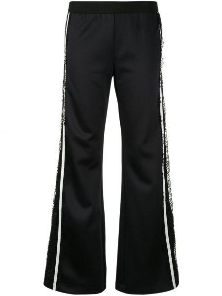 Свободные брюки расклешенные брюки-хулиганы Giambattista Valli