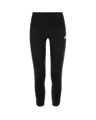 Спортивные брюки черные Nike