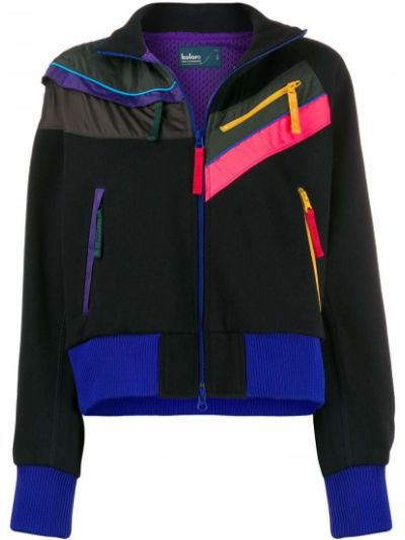Черная куртка с манжетами Kolor