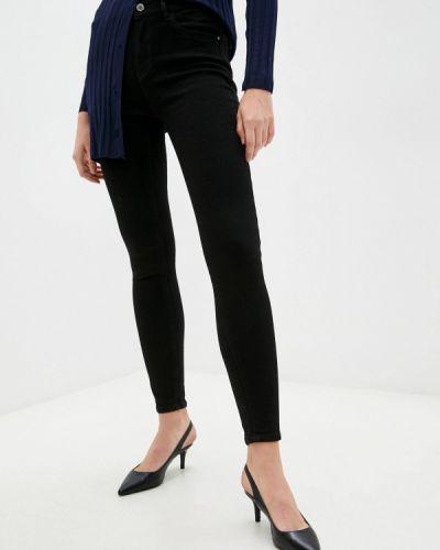 Зауженные джинсы - черные Adrixx