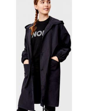 Куртка с капюшоном с вышивкой на пуговицах Ostin