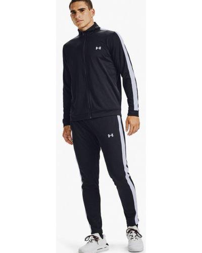 Костюмный черный спортивный костюм Under Armour