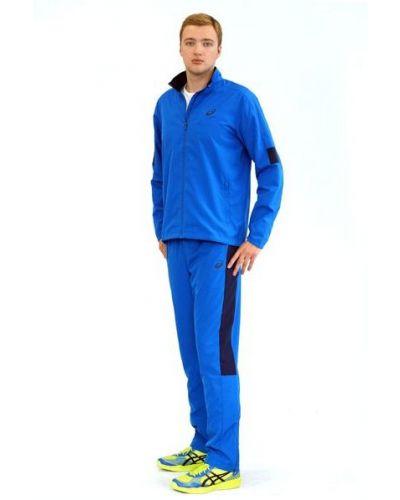 Спортивный костюм с логотипом с карманами Asics