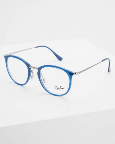 Синяя оправа для очков Ray-ban