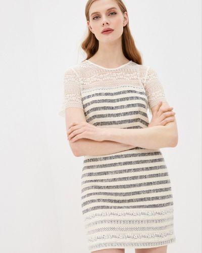 Платье - белое Twinset Milano