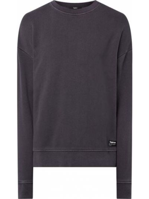 Fioletowa bluza bawełniana Tigha