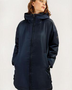 Утепленная куртка - синяя Finn Flare